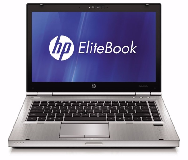 "HP EliteBook 8460p Intel Core i5 2540M 2.66GHz 4GB RAM 320GB HDD 14.1"" screen DVDRW Windows 7 Professional (64 bit)"