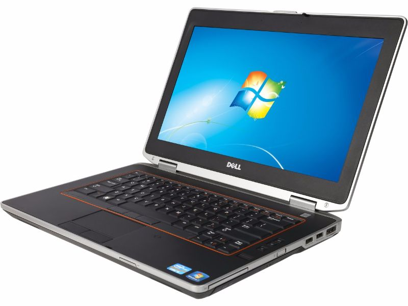 "Dell Latitude E6420(i5) Intel Core i5-2220M 2.5GHz 4GB RAM 500GB HDD 14.1"" screen DVD Windows 10 Professional (64 bit)"