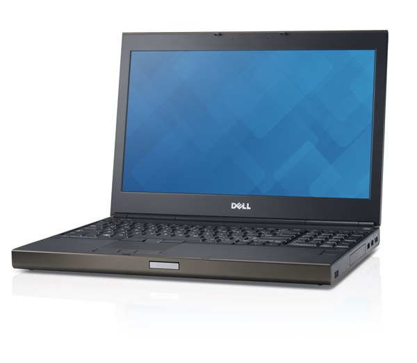 "Dell Precision M4800 Intel Core i7 2.8GHz 8GB RAM 500GB HDD 15.6"" screen DVDRW Windows 7 Professional (64 bit)"