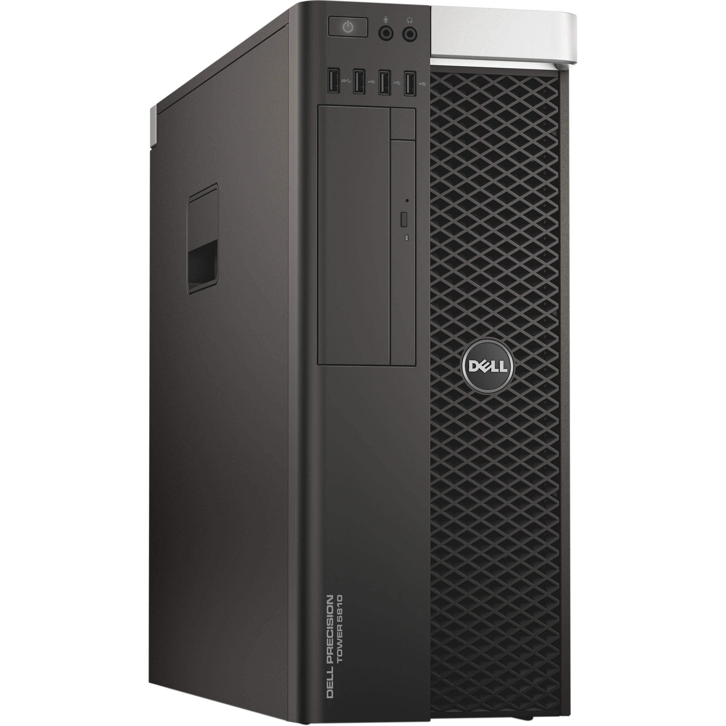 "DELL PRECISION T5810 INTEL XEON E5-1620 3.60 GHZ 16GB RAM 480GB SSD "" screen DVD-RW Windows 10 Professional (64 bit)"